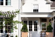 Curb Appeal / All about the exteriors of buildings / by Kim Renee Richter