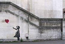 Bansky / One of my biggest inspirations and would be on my list of guests at my last meal / by David Astramskas