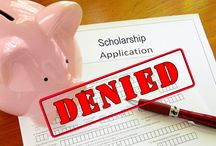Scholarships / There is no such thing as free money, and finding and filling out scholarship applications is hard work! Use these tools to make the process easier!