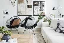 Cribs: Living Rooms / Interiors: Living Room / Wohnzimmer