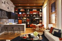 'Decorating Lofts and Small Spaces' from the web at 'https://s-media-cache-ak0.pinimg.com/216x146/1a/a0/83/1aa083d25e3b2507af84cc349c8687c5.jpg'