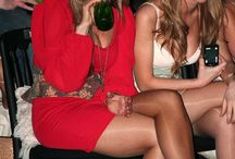 Tan Stockings With High Heels / Candid and Amateur Women In Sexy Tan Stockings and High Heels