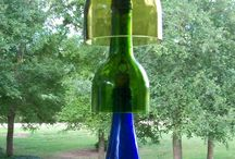 Cut Glass Bottles / by April M. Williams