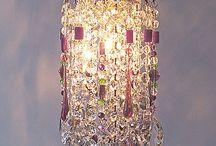 Lamps....Chandeliers...Atmosphere...