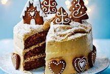 Gingerbread baking ideas
