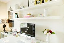 Bedroom/Workspace