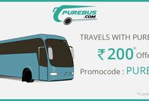 purebus.com new user offer / Online bus ticket booking