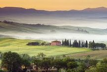 Tuscany country