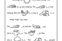 Rebus Stories Kindergarten