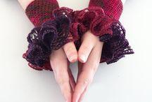 Crochet&more - Guanti - Gloves / Guanti e scaldamani