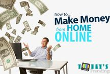 Secret Ways to Earn Money Online Free: Making Money the Easy Way / Here are the best Ways to earn Money Online For Free. A Money Making Tips  The Easy Way Around