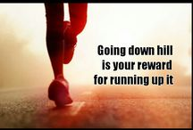 Just keep running! / by Janet Yonamine Pandullo