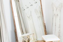 Bridal shop interiors