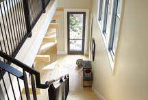 Stairs / by Ingrid Porter Interiors