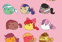 My love pony