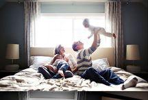 Baby family photos