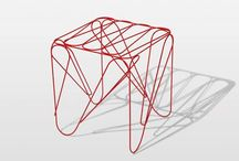 Wireframe Furniture