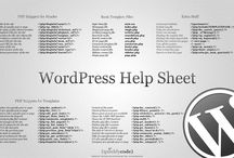 Wordpress/Blog Stuff / by Melissa Chalk