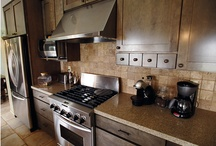 Killer Kitchens / Here are some pins of recent kitchen remodels we have done for our wonderful clients. #kitchen remodels
