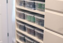 Closet Organization / by Danielle Fawaz