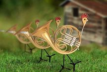 Frenc horn