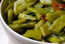 Warm eten groenten