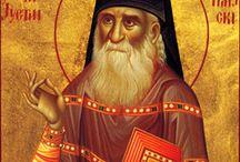 St. Justin Popoviche of Serbia.