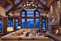 Houses, Interior and Exterior Design
