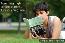 Home School Ideas :: High School