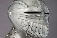 Elmi Chiusi / Close Helmets / XVI / XVII Sec