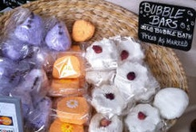 Soap Ideas & Displays / a melange of looks, designs and ideas for displaying and packaging your handcrafted soap.