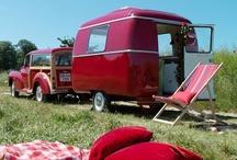 trailer park & caravans