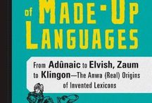 Language / by Angela Rae Hoppel