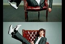 Benedict Cumberbatch / by Greta Cross