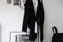 INTERIOR | WARDROBE | CLOTHES RACK / coat rack | clothes rack | my design wardrobe | DIY wardrobe clothes rack