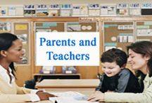 Parent Teacher Conferences / Parent Teacher Conferences curated for elementary teachers by www.treetopsecret.com.  Please visit my blog for more ideas to help you and your students, Veronica at TreeTop. / by Tree Top Secret Education