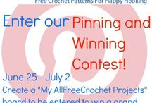 My AllFreeCrochet Projects / by Tammy Byrd