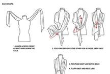 Scarf knots