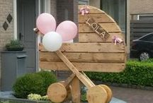 Hout bord