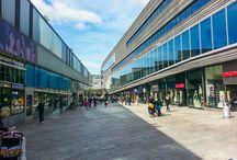 De moderne architectuur van Nederland / Een selectie van de moderne architectuur die er te vinden is in Nederland