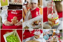 Gingerbread/Cookie Party Inspiration