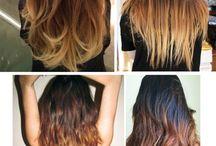 Alla möjliga hår