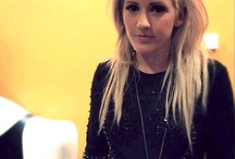 Ellie Goulding / by Michelle