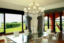 High Style Dining Rooms