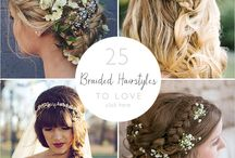 brided hairstyles