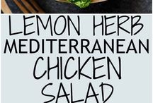 RECIPES mediterranean