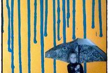Le temps et la météo / le temps et la météo, pluie, tempete, orage, soleil, repérage dans le temps, demain, date mois, jour
