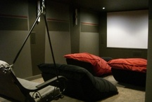 Dream Home ~ Home Theatre / by T