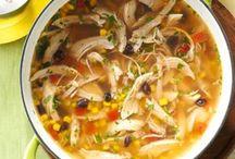 Soups! / by Victoriya Lemke