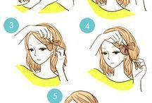 Hair and makeup ❤️